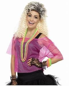 80er Jahre Style : 80er jahre netz shirt pink kost me kaufen horror ~ Frokenaadalensverden.com Haus und Dekorationen