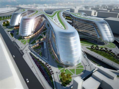 Architecture Zaha Hadid Projects