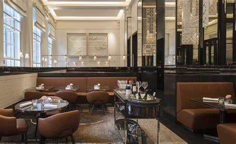 la dame de pic restaurant review london uk wallpaper