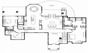 Small Log Cabin Homes Floor Plans Small Log Home with Loft ...