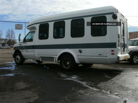 ford   econoline  passenger bus asset