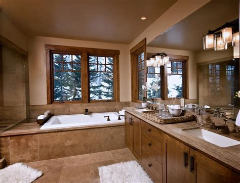 Master Bathroom Designs Pictures by 24 Brown Master Bathroom Designs Page 5 Of 5