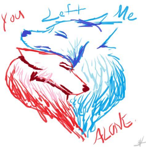 You Left Me Alone By Xxsoaringheartxx On Deviantart
