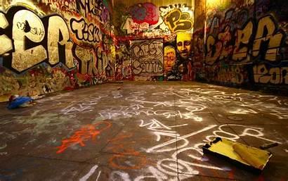 Street Graffiti Wallpoper