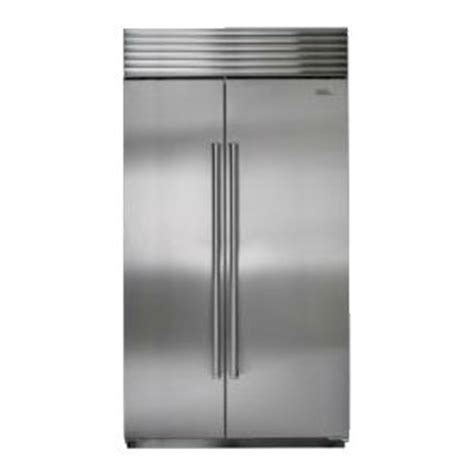 bi sf fridge dimensions