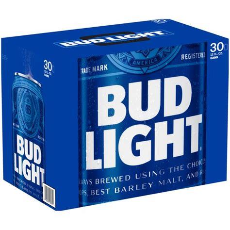 30 rack of coors light bud light beer 12 fl oz 30 pack beverages walmart com