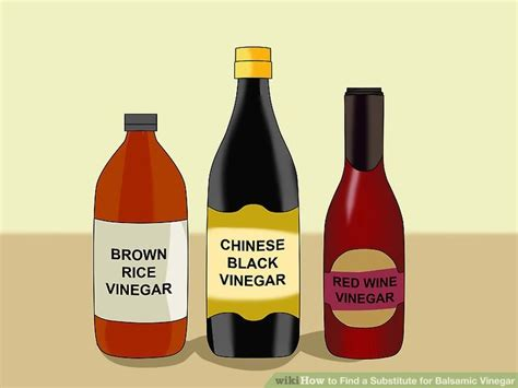 what can i substitute for balsamic vinegar 3 ways to find a substitute for balsamic vinegar wikihow