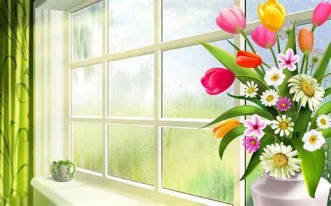 windows spring wallpaper wallpapersafari