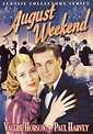 August Week-End (1936) - Rotten Tomatoes