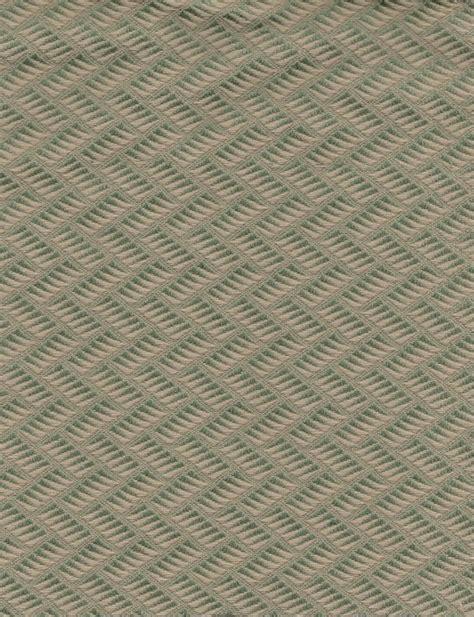 Zig Zag Upholstery Fabric by Green Beige Zig Zag Design Upholstery Fabric