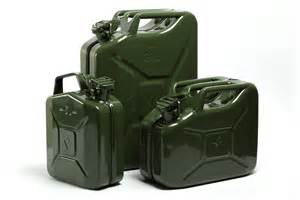 Military Metal Gas Can