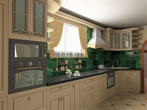 plans de cuisines exemples de réalisations de cuisines avec plan de travail