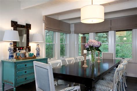 how to paint a shabby chic dining room table light blue kitchen kitchen beach style with wolf appliances glass backsplash