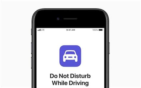 what does the do not disturb on iphone do how the iphone s do not disturb while driving feature