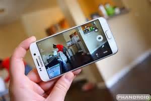 Edge Camera Samsung Galaxy S6