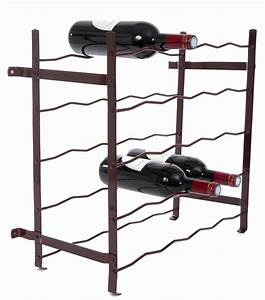 Porte Bouteille Vin : range bouteille 25 casiers tom press ~ Melissatoandfro.com Idées de Décoration