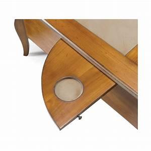 Table Basse Rustique : table basse rustique carr e ou rectangulaire austrina ~ Teatrodelosmanantiales.com Idées de Décoration