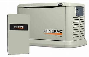 Generac Synergy 20kw Variable Speed Ng  Lp Single Phase