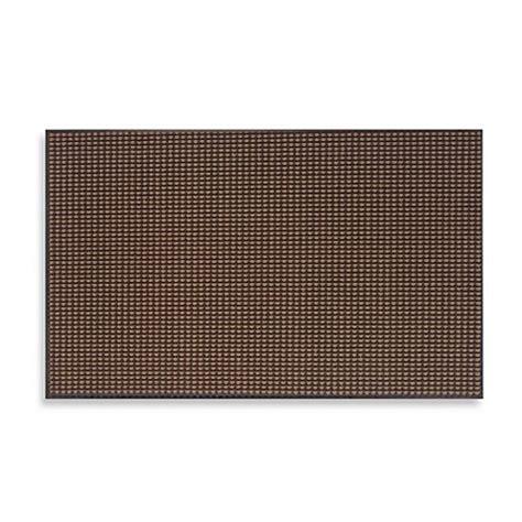72 inch doormat prestige vinyl 48 inch x 72 inch door mat in brown bed