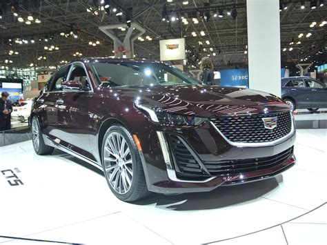 what will cadillac make in 2020 2020 cadillac ct5 revealed kelley blue book