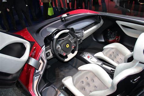 ferrari pininfarina sergio interior 2013 sergio pininfarina tribute concept by pininfarina