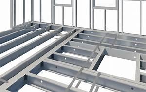 Light gauge steel floor system design in revitr metal for Structural floor joists