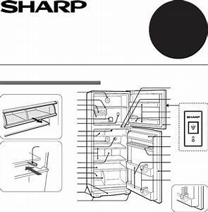 Sharp Refrigerator Sj560m User Guide