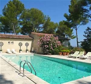 chambres hotes piscine var la rouvraie chambres d With chambre d hote dans le var avec piscine