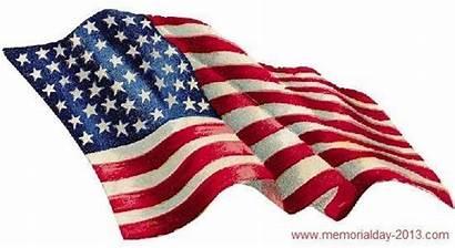 Flag American Clip Clipart Vector Patriotic Clipartix