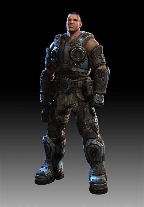 Know Your Cogs The Cast Of Gears Of War Judgment Game