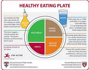 U S Food Policy: Harvard's new Healthy Eating Plate