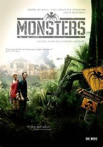Monsters 2010 Movie