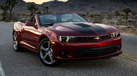 Chevrolet Camaro Ss Convertible (2014) Wallpapers And Hd