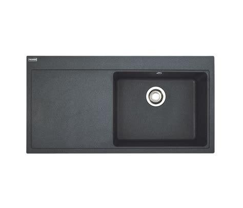 mythos sink mtg 611 fragranit graphit kitchen sinks from franke kitchen systems architonic