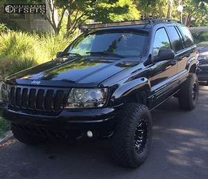 2000 Jeep Grand Cherokee Fuel Lethal Iron Rock Offroad