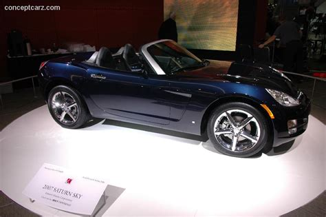 2006 Saturn Sky History, Pictures, Value, Auction Sales