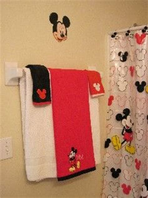 mickey and minnie bathroom ideas by crzydominican22 on