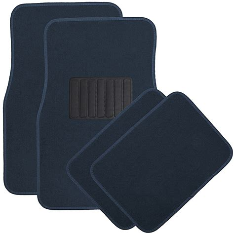 auto floor mats  bmw car suv pc heavy duty set semi