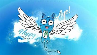 Fairy Tail Happy Wallpapers Backgrounds Iphone Daily
