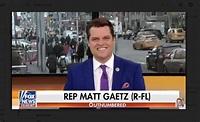 """Conservative firebrand Matt Gaetz: Fox News regular """"not ..."""