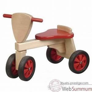 Voiture Porteur Bébé : jouet porteur bois dans jouets en bois sur jouets prestige ~ Teatrodelosmanantiales.com Idées de Décoration