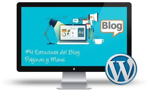 Curso de creación de Blogs: #4 Estructura del Blog ...