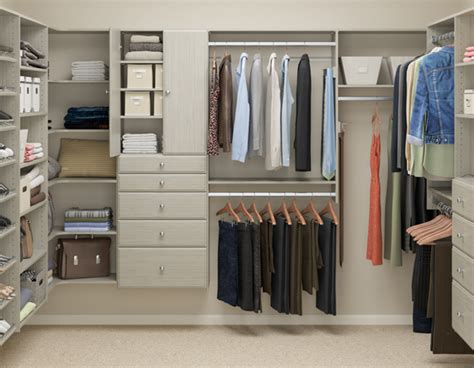 Do It Yourself Walk In Closet Systems by Closet Organizers Do It Yourself Custom Closet