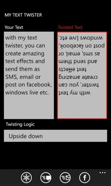 mytexttwister  wp decorate  text messages