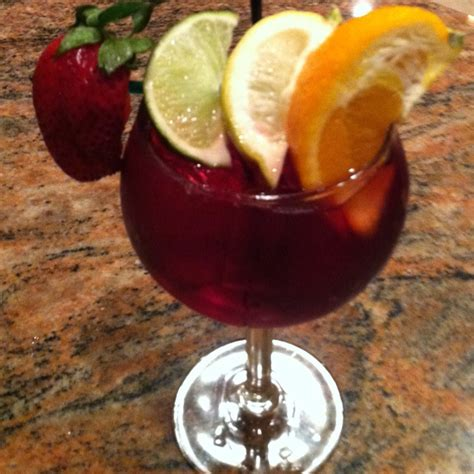 olive garden sangria pin by marling on recipes