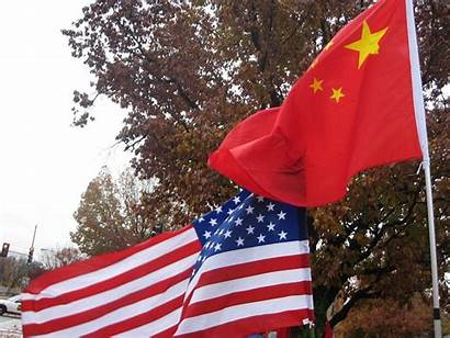 Chinese Flag American Military Dc Leaders Why