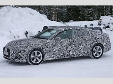 AllNew 2017 Audi A5 Sportback 4Door Coupe Spied for the