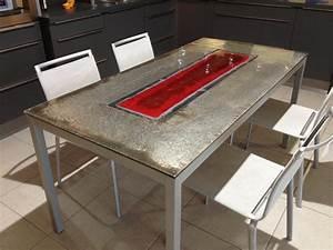 Plateau De Table : carrelage et verre kopper glass ~ Teatrodelosmanantiales.com Idées de Décoration