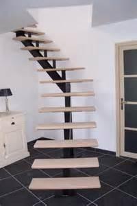 Fabriquer Escalier Limon Central by Limon D Escalier En Bois Pose De Limon D Escalier En Bois