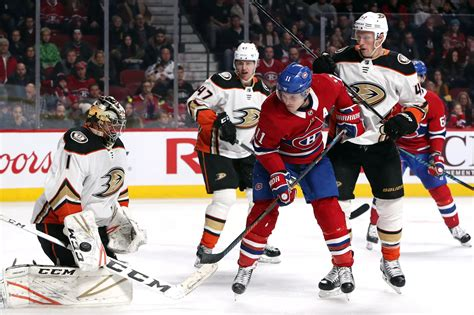 Canadiens vs. Ducks: Game preview, start time, Tale of the ...